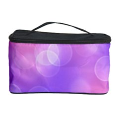Soft Lights Bokeh 1 Cosmetic Storage Case