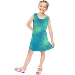 Soft Lights Bokeh 1b Kids  Tunic Dress