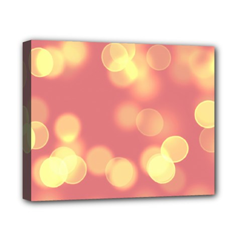 Soft Lights Bokeh 4b Canvas 10  X 8