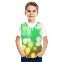 Soft Lights Bokeh 3 Kids  Sportswear