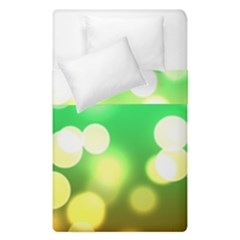 Soft Lights Bokeh 3 Duvet Cover Double Side (single Size)