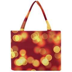 Soft Lights Bokeh 4 Mini Tote Bag