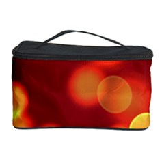 Soft Lights Bokeh 4 Cosmetic Storage Case