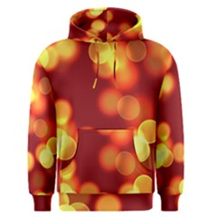 Soft Lights Bokeh 4 Men s Pullover Hoodie
