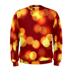 Soft Lights Bokeh 4 Men s Sweatshirt