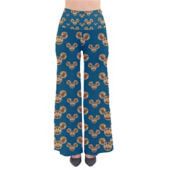 Cartoon Animals In Gold And Silver Gift Decorations Pants