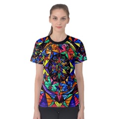 Reveal The Mystery   Women s Cotton Tee