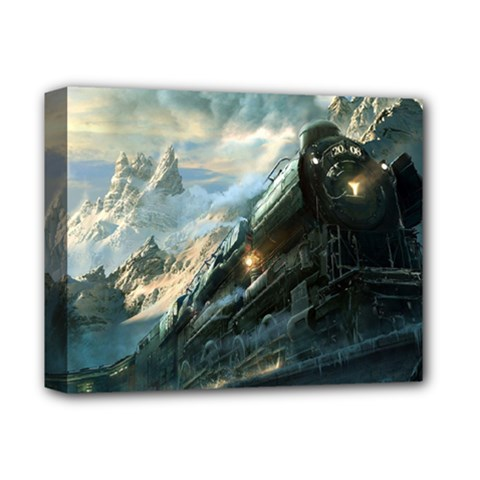 Rockies Express Deluxe Canvas 14  X 11