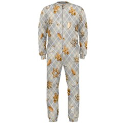 Gingerbread Light Onepiece Jumpsuit (men)