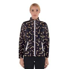 Golden Candycane Dark Winterwear