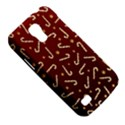 Golden Candycane Red Galaxy S4 Mini View5