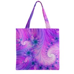 Delicate Grocery Tote Bag