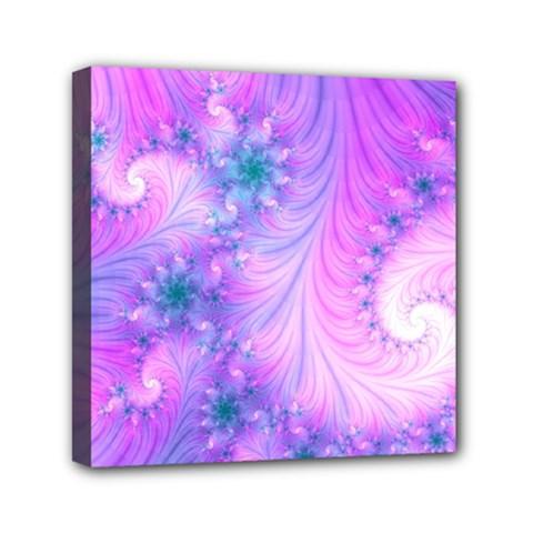 Delicate Mini Canvas 6  X 6