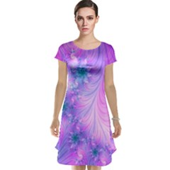 Delicate Cap Sleeve Nightdress