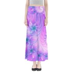 Delicate Full Length Maxi Skirt