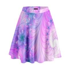 Delicate High Waist Skirt