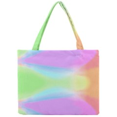 Abstract Background Wallpaper Paper Mini Tote Bag