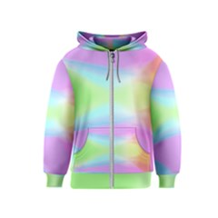 Abstract Background Wallpaper Paper Kids  Zipper Hoodie