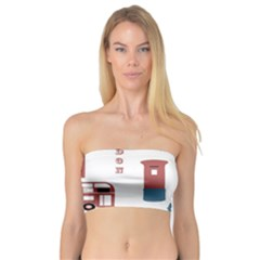 London Icons Symbols Landmark Bandeau Top