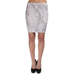 Marble Background Backdrop Bodycon Skirt