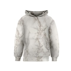 Marble Background Backdrop Kids  Pullover Hoodie