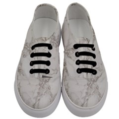 Marble Background Backdrop Men s Classic Low Top Sneakers