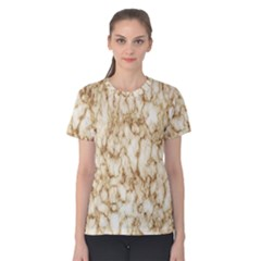 Abstract Art Backdrop Background Women s Cotton Tee