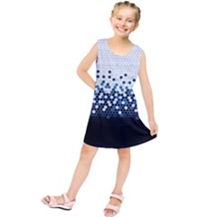 Tech Camouflage Kids  Tunic Dress