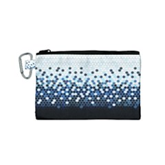 Tech Camouflage Canvas Cosmetic Bag (small)
