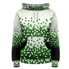 Tech Camouflage 2 Women s Pullover Hoodie