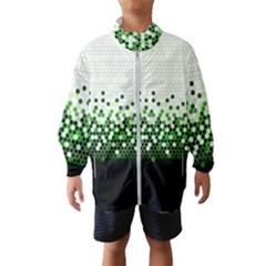 Tech Camouflage 2 Wind Breaker (kids)