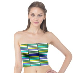 Color Grid 03 Tube Top