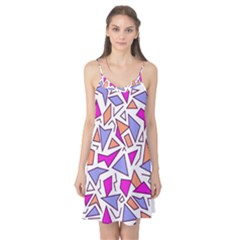 Retro Shapes 03 Camis Nightgown