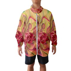 Arrangement Butterfly Aesthetics Wind Breaker (kids)