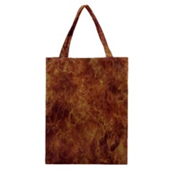 Abstract Flames Fire Hot Classic Tote Bag