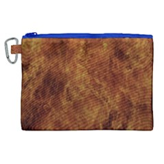 Abstract Flames Fire Hot Canvas Cosmetic Bag (xl)