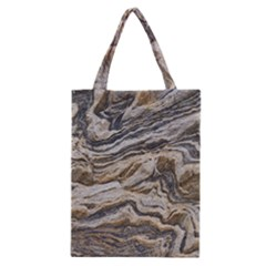 Texture Marble Abstract Pattern Classic Tote Bag
