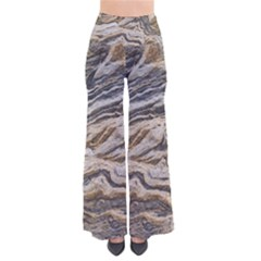 Texture Marble Abstract Pattern Pants