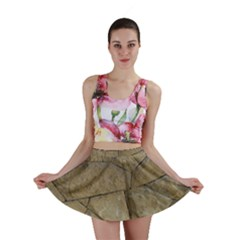 Brick Wall Stone Kennedy Mini Skirt