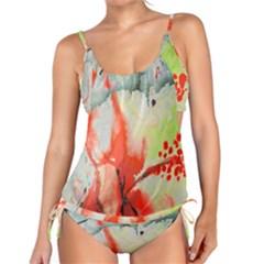 Fabric Texture Softness Textile Tankini Set