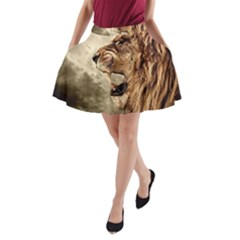 Roaring Lion A Line Pocket Skirt
