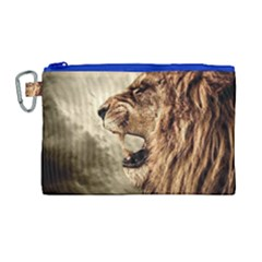 Roaring Lion Canvas Cosmetic Bag (large)
