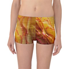 Flowers Leaves Leaf Floral Summer Boyleg Bikini Bottoms