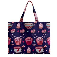 Afternoon Tea And Sweets Mini Tote Bag