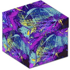 Ink Splash 01 Storage Stool 12