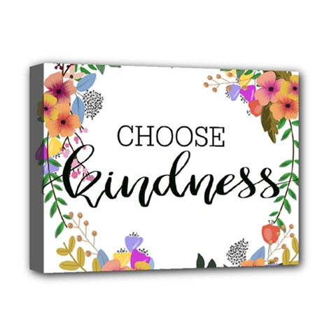 Choose Kidness Deluxe Canvas 16  X 12