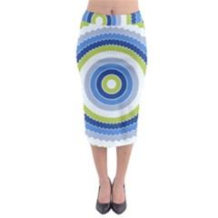 Oracle 01 Midi Pencil Skirt