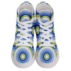Oracle 01 Men s Hi Top Skate Sneakers