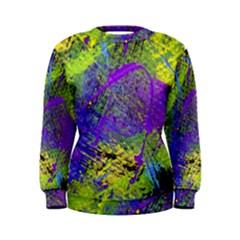 Ink Splash 02 Women s Sweatshirt