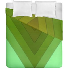 Tri 03 Duvet Cover Double Side (california King Size)